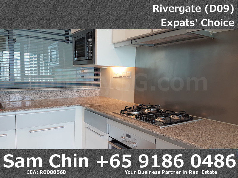 Rivergate – 2 Bedroom – S14 – Kitchen