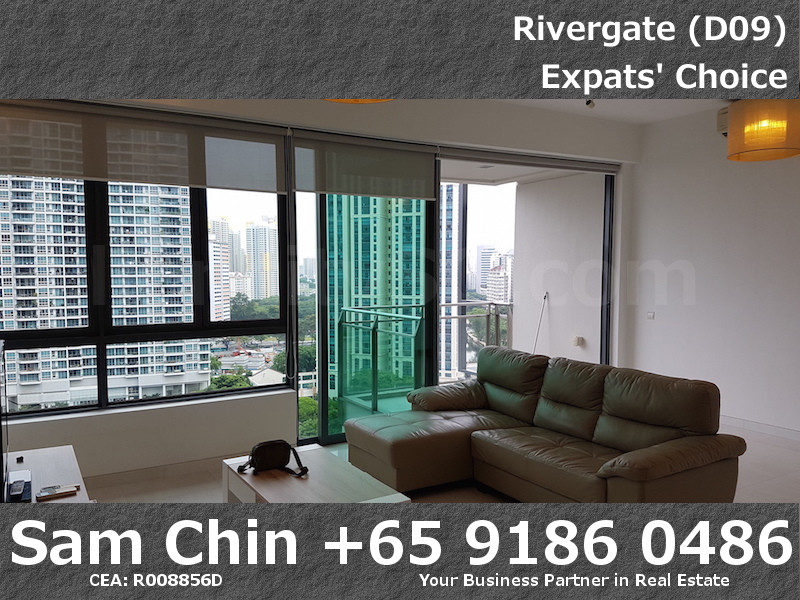 Rivergate – 2 Bedroom – S14 – Living Room – 3