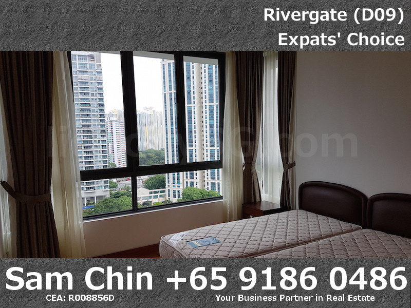 Rivergate – 2 Bedroom – S14 – Master Bedroom
