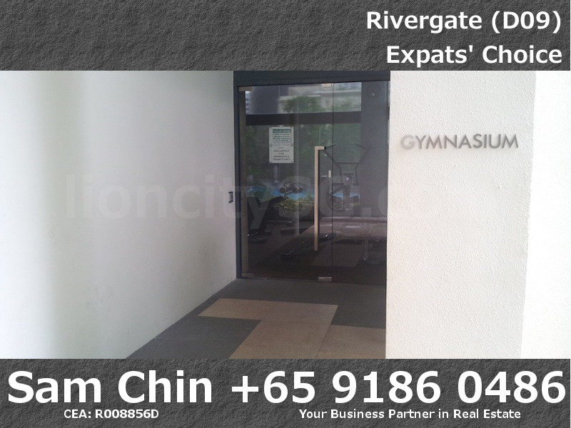 Rivergate – Facilities – L2 – Gym