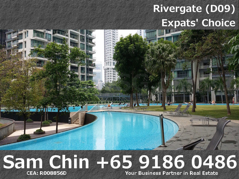 Rivergate – Facilities – Pool – 2