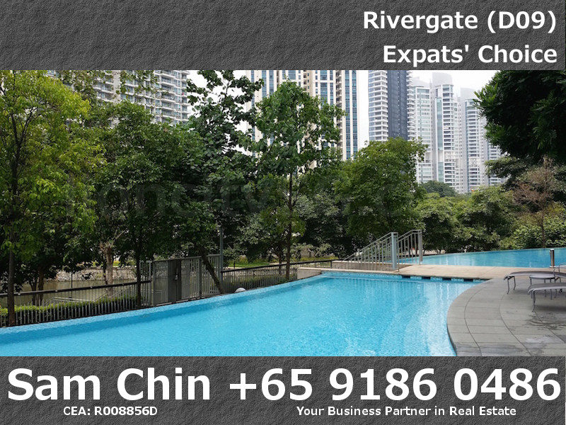 Rivergate – Facilities – Pool