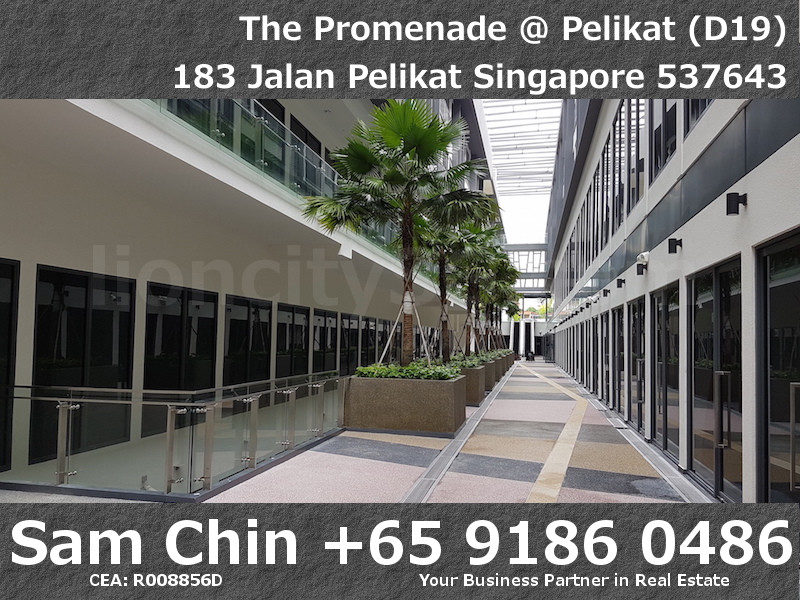 The Promenade at Pelikat – Retail Shop For Sale – Level 1 – 1