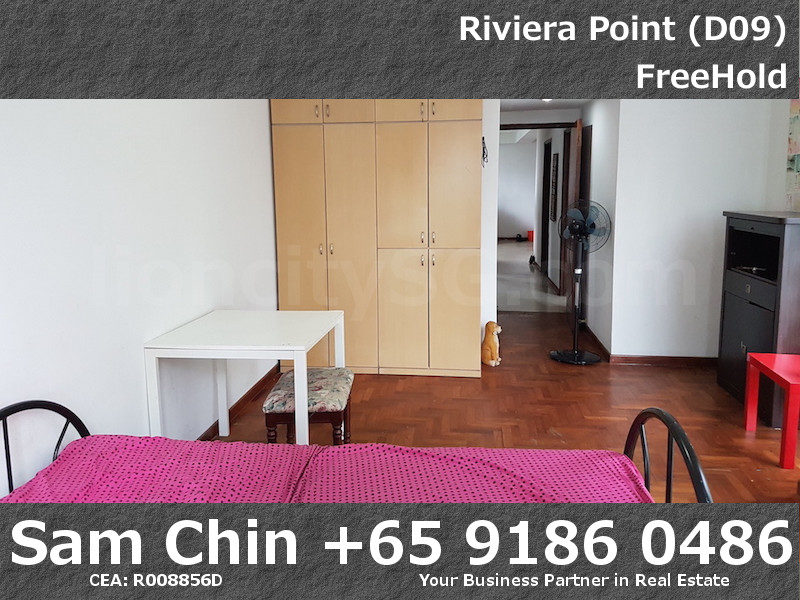 Riviera Point – 3 Bedroom – S3 – MasterBedroom – 1