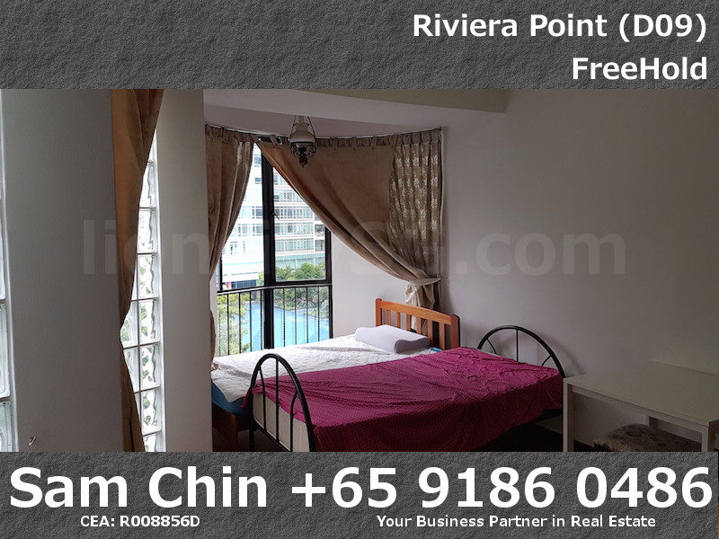 Riviera Point – 3 Bedroom – S3 – MasterBedroom – 2