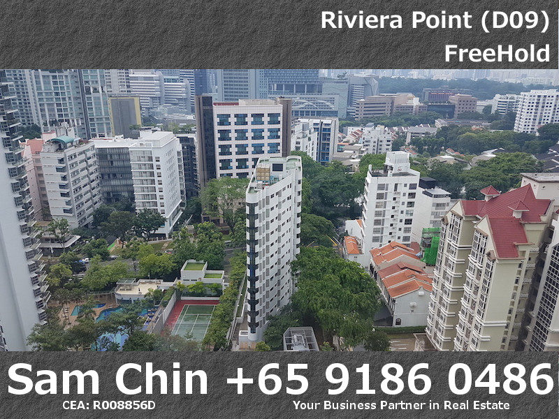 Riviera Point – Facade from Martin Place Residences