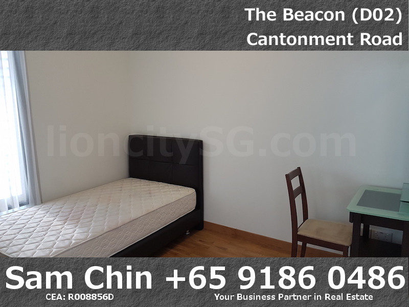 The Beacon – 2 Bedroom – Common Room