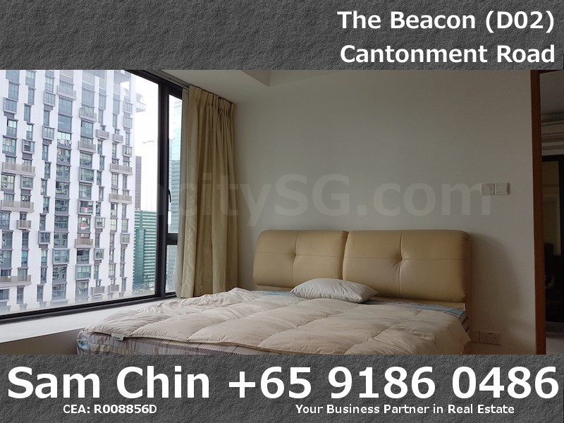 The Beacon – 2 Bedroom – Master Bedroom – 2