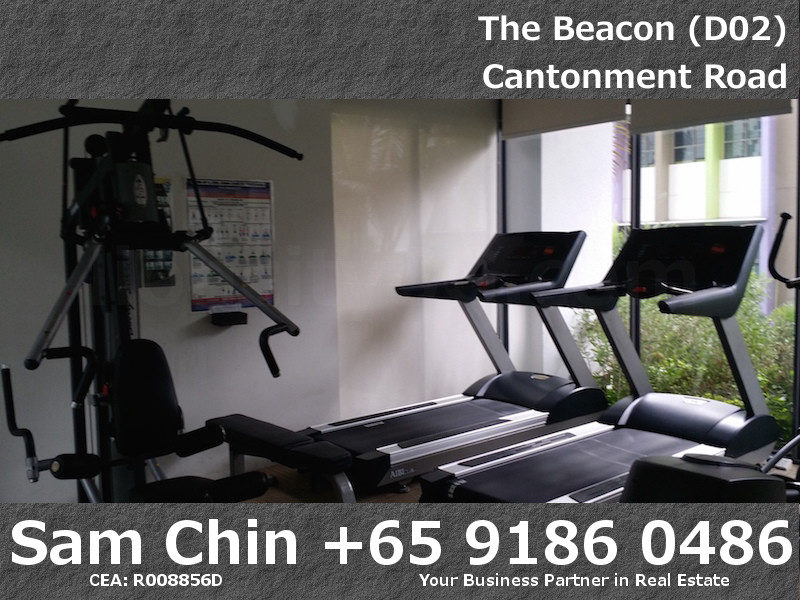 The Beacon – Facilities – Gym