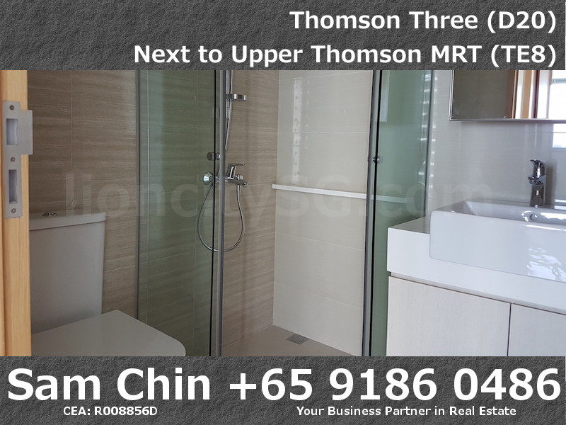 Thomson Three – 2 Bedroom – S07 – Common Bathroom