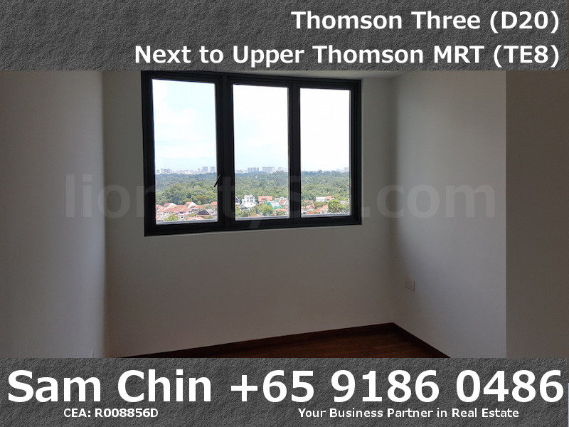 Thomson Three – 2 Bedroom – S07 – Common Room – 1