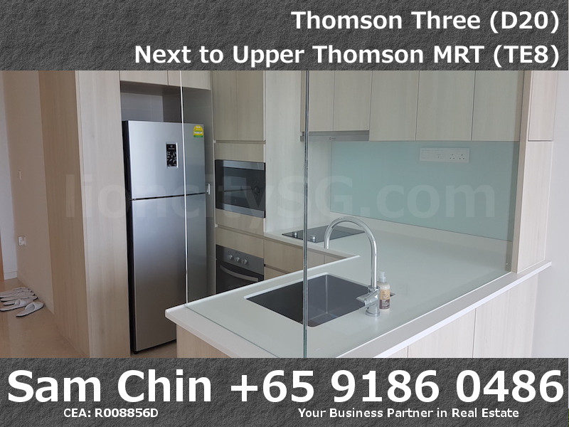 Thomson Three – 2 Bedroom – S07 – Kitchen