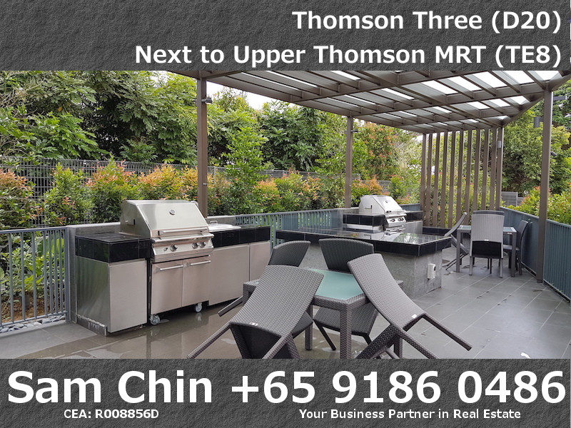 Thomson Three – Facilities – BBQ