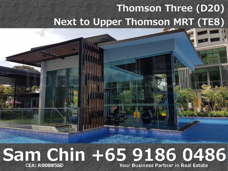 Thomson Three – Facilities – Gym