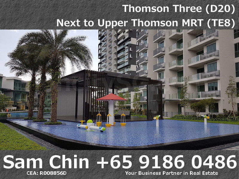 Thomson Three – Facilities – Kid Pool