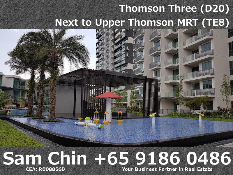Thomson Three – Facilities – Kid Pool