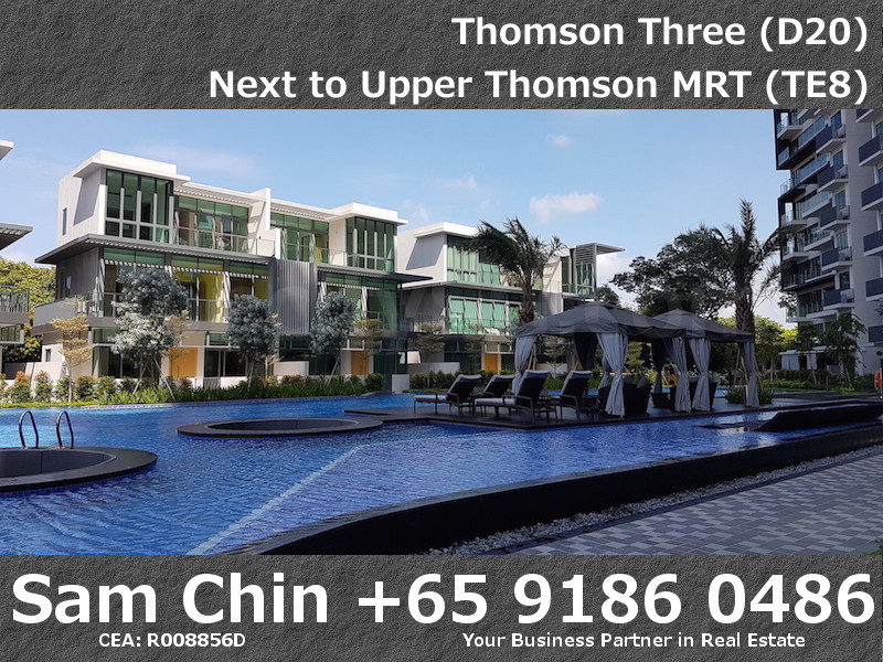 Thomson Three – Facilities – Lap Pool