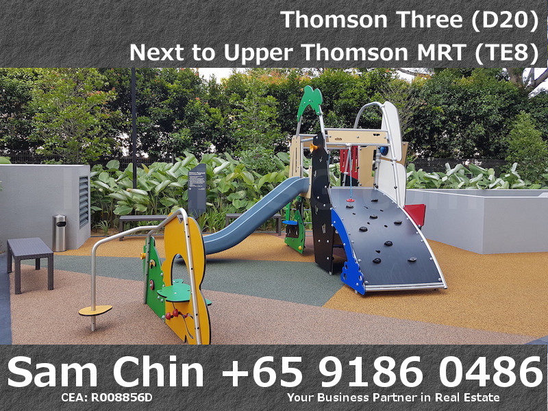 Thomson Three – Facilities – Playground
