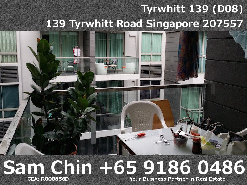 Tyrwhitt 139 – 1 Bedroom – S09 – Balcony