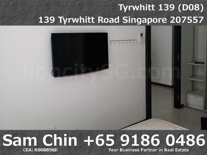 Tyrwhitt 139 – 1 Bedroom – S09 – Bedroom