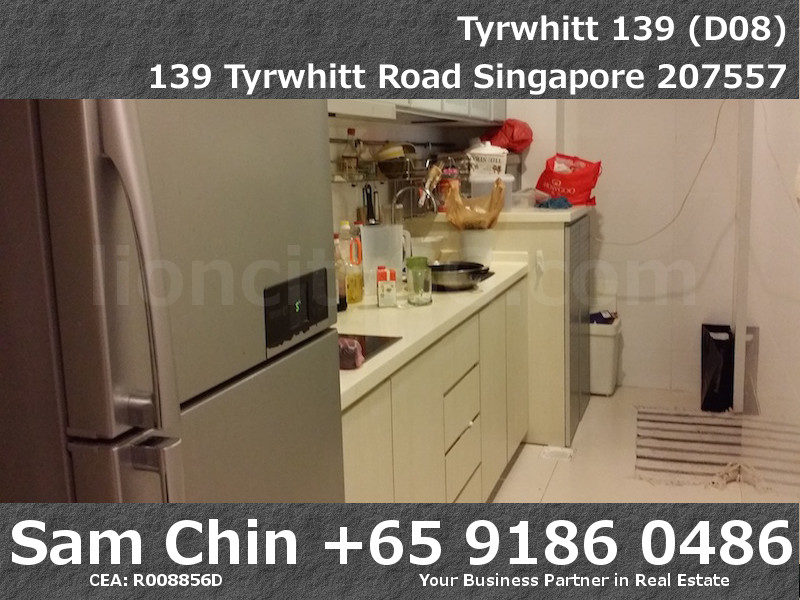 Tyrwhitt 139 – 1 Bedroom – S09 – Kitchen