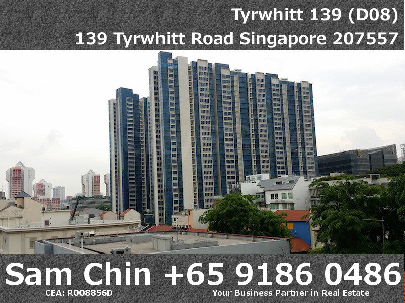 Tyrwhitt 139 – 1 Bedroom – S09 – View -City Square
