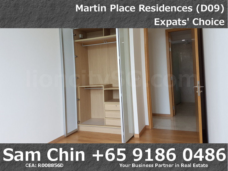 Martin Place Residences – 2 Bedroom – L – S08 – Bedroom 2 – 2