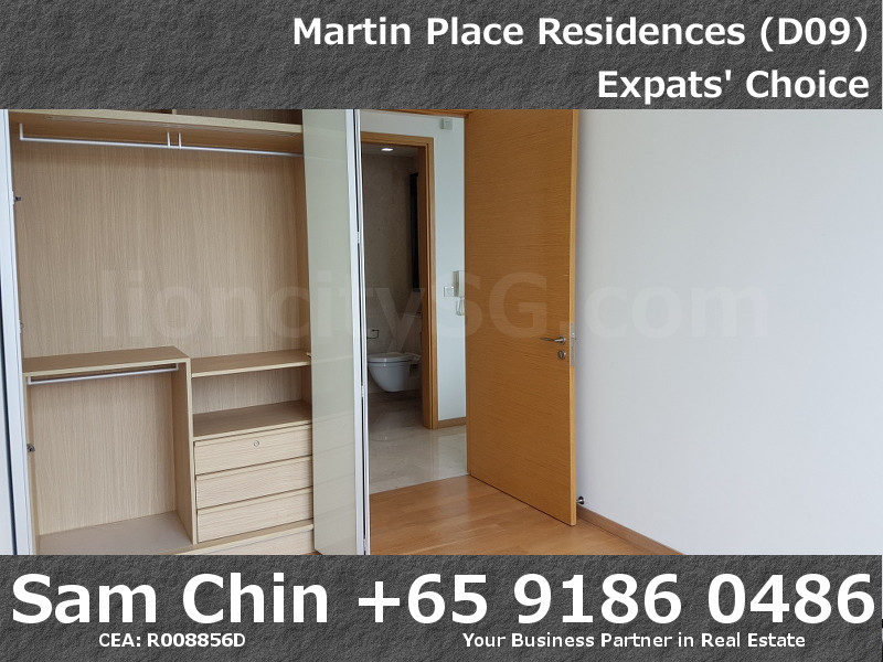 Martin Place Residences 2 Bedroom L S08 Bedroom 2 – 3